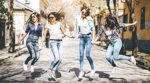 4 trucos para vestirse y parecer más alta