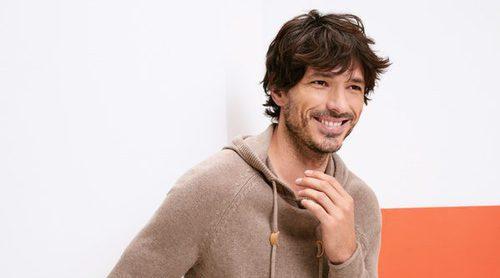 Andrés Velencoso, imagen de la primavera/verano 2017 de Esprit Men