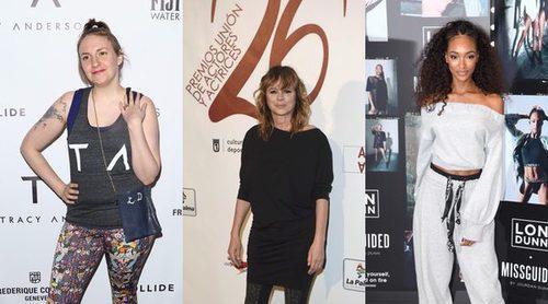 Lena Dunham, Emma Suárez y Jourdan Dunn, entre las peor vestidas de la semana