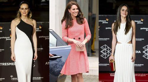 Natalia de Molina, Kate Middleton y Macarena García, entre las mejor vestidas de la semana