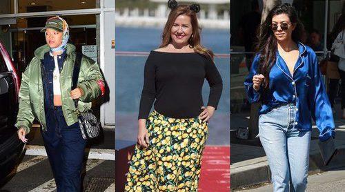 Natalia Roig, Kourtney Kardashian y Rihanna, entre las peor vestidas de la semana