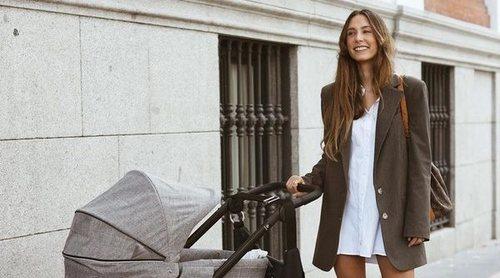 Cómo vestirse después del parto: looks postmamá
