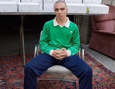 Rocco Ritchie, hijo de Madonna, debuta como modelo para Adidas Originals