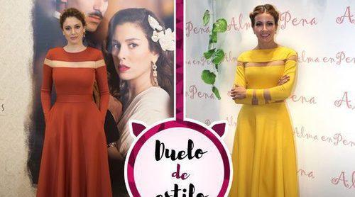 Blanca Suárez y Virginia Troconis se decantan por el famoso Roberto Diz. ¿A quién le sienta mejor?