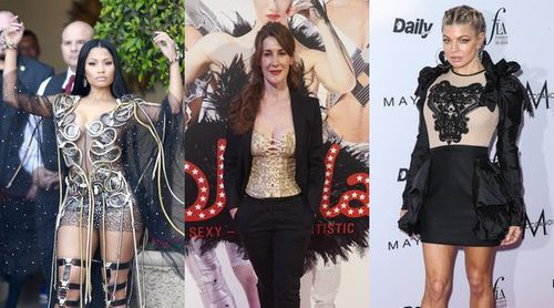 Nicki Minaj, Mar Abascal y Fergie fracasan como las peor vestidas de la semana