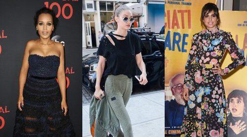 Kerry Washington, Gigi Hadid y Verónica Echegui, entre las peor vestidas de la semana
