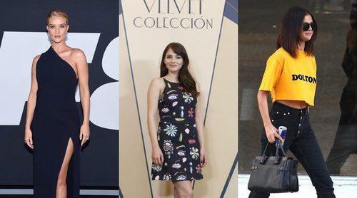 Rosie Huntington-Whiteley, Andrea Duro y Selena Gomez, entre las mejor vestidas de la semana