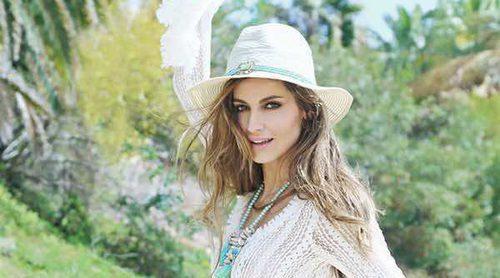 Ariadne Artiles, protagonista de la campaña primavera/verano 2017 más bohemia de Guts&Love