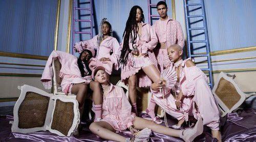 Rihanna diseña nuevos modelos de calzado para Puma en su colección 'Fenty' primavera/verano 2017