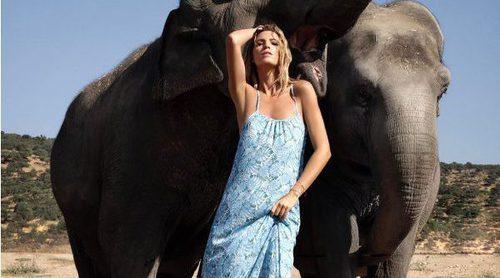Laura Sánchez lanza la colección más salvaje de su firma Bloomers para primavera/verano 2017