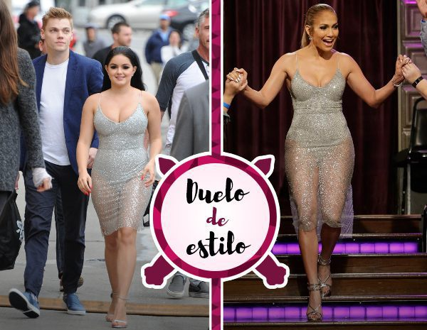 La semana de Jennifer Lopez - Dos mujeres y un vestido