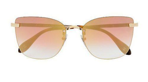 Carolina Herrera opta por el minimalismo en su colección de gafas de sol