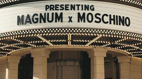 Cara Delevingne y Jeremy Scott, protagonistas de la nueva campaña de Magnum x Moschino