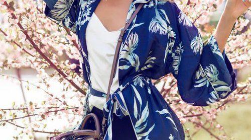 Cómo lucir kimono con estilo