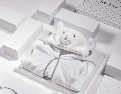 Así son las tendencias de este verano de Baby Dior para los recién nacidos
