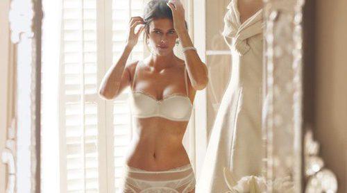 Triumph presenta una colección de lencería especial para novias
