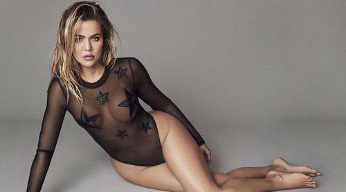 Khloe Kardashian amplía su firma de ropa con una sexy colección de bodies