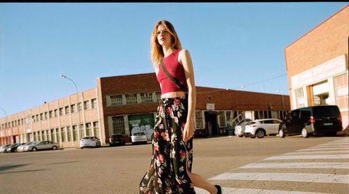 Street Style y bohemio en la nueva colección femenina de Bershka