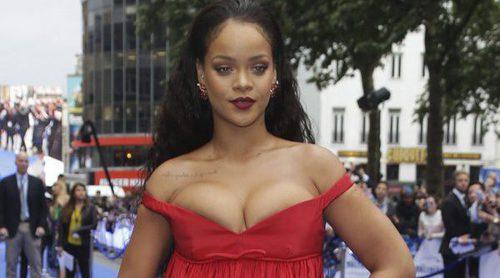 Alesha Dixon y Rihanna, entre las peor vestidas de la semana
