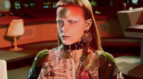 Gucci presenta su campaña inspirada en la ciencia ficción y 'Star Trek' para otoño/invierno 2017