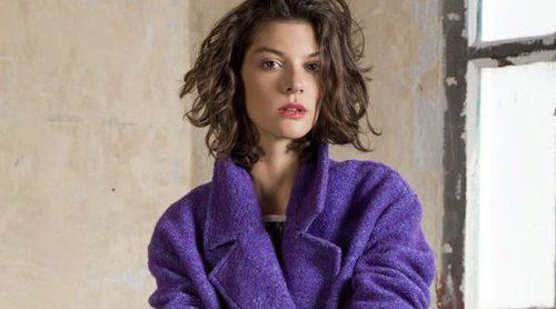 Marta Ortiz se convierte en la imagen de la nueva colección otoño/invierno 2017 de Trucco