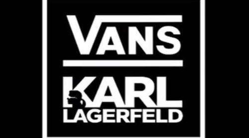 Karl Lagerfeld diseña una colección cápsula para Vans
