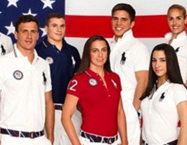 3ea3a83ad Ralph Lauren vestirá a Estados Unidos en los Juegos Olímpicos de Londres  2012 - Bekia Moda