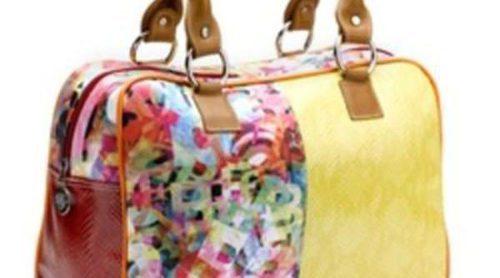 Colores ácidos y pastel se mezclan en los bolsos primavera/verano 2012 de BF Colección Europa