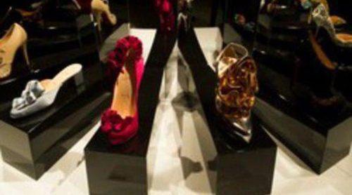 Christian Louboutin abre una exposición dedicada a sus archiconocidos zapatos
