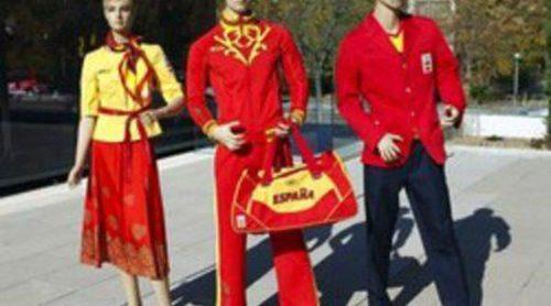 Así vestirá el equipo español en los Juegos Olímpicos de Londres 2012