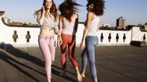 Ankle skinny, los nuevos jeans tobilleros de Levi's para este verano 2012