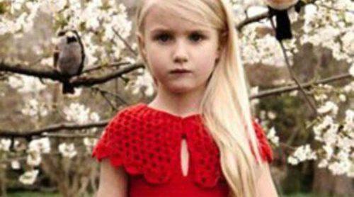 La hija de Natalia Vodianova sigue los pasos de su madre y posa como modelo