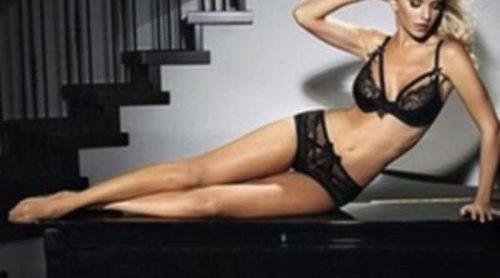 Así es la colección de lenceria de Último protagonizada por Luisana Lopilato