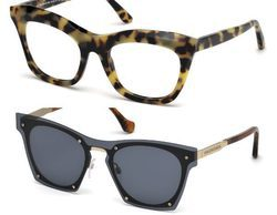 Balenciaga presenta una gran variedad de gafas para otoño/invierno 2017/2018