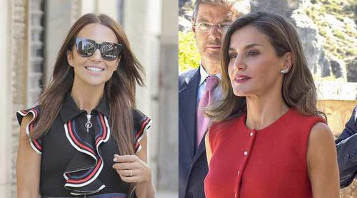La Reina Letizia, Eva González y Paula Echevarría, entre las mejor vestidas de la semana