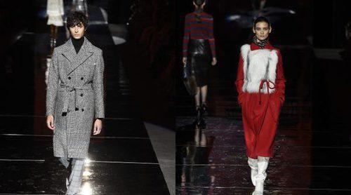 Roberto Verino homenajea a París en la Madrid Fashion Week con su otoño/invierno 2017/2018