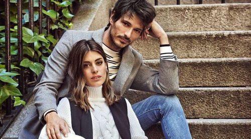 Dulceida y Andrés Velencoso demuestran su amor por Carmela en su campaña otoño/invierno 2017/2018