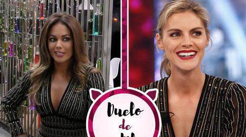 Lara Álvarez y Amaia Salamanca se decantan por el mismo Roberto Cavalli. ¿Quién lo lució mejor?