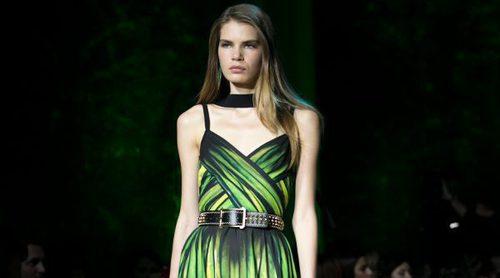 El Amazonas inspira a Elie Saab en su primavera/verano 2018 sobre la París Fashion Week