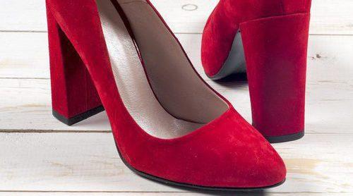 Zapatos de terciopelo: el calzado estrella del otoño 2017
