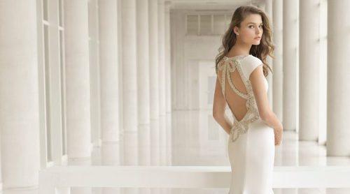 959e93213 Rosa Clará presenta una colección de novias 2018 muy sensual y elegante