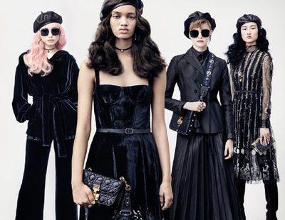 Dior apuesta por la estética futurista en su colección de gafas de sol otoño/invierno 2017/2018