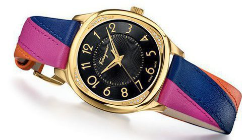 'Time Lady', el nuevo reloj con toques vintage de Salvatore Ferragamo