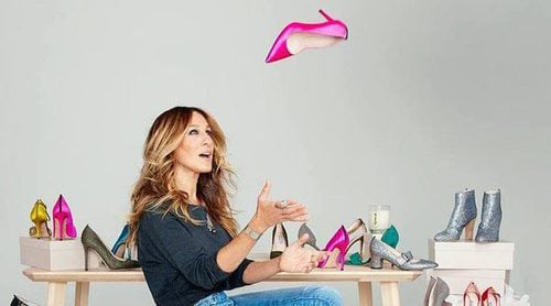 Sarah Jessica Parker lanza en Europa su colección de zapatos