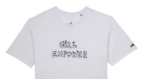 'Girl Empower', la camiseta solidaria diseñada por Bella Freud