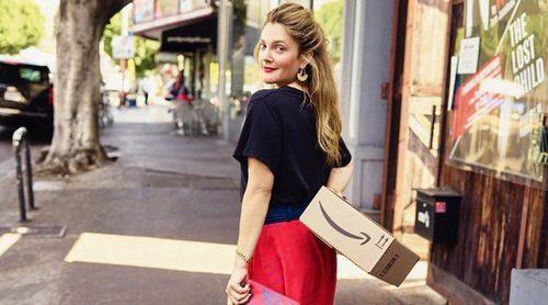 Drew Barrymore diseña una colección de ropa y complementos para Amazon