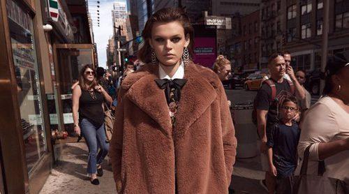 Zara nos devuelve a la moda retro con la colección 'Mid-Town Warm Up'