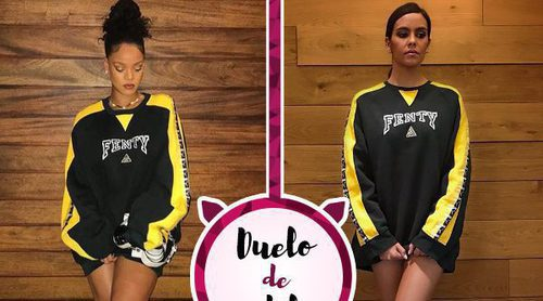 Cristina Pedroche 'imita' a Rihanna y le copia uno de sus looks Fenty Puma
