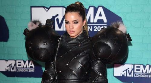 Petite Meller y Noa Kirel, las peor vestidas de los MTV EMA 2017