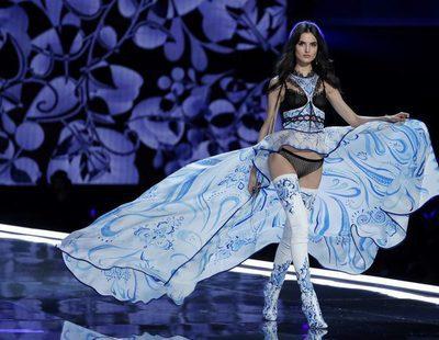 Blanca Padilla, la primera española en lucir las alas de Victoria's Secret